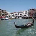 Venice Gondolier by John Malone