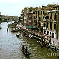 Venice Grand Canal by Bob Phillips