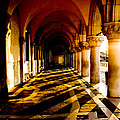 Venice Hallway In The Morning by Anthony Doudt