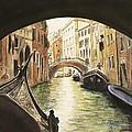 Venice II by Henrieta Maneva