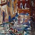 Venice Impression V by Xueling Zou