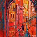 Venice Impression Viii by Xueling Zou