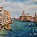 Venice In The Afternoon by Shelley Cost