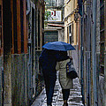Venice In The Rain by Crystal Nederman