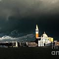 Venice Island Saint Giorgio Maggiore by Heiko Koehrer-Wagner