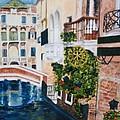 Venice- Italy by Graciela Castro