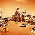 Venice Italy Grand Canal by Michal Bednarek