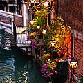Venice Italy Tratoria by Gigi Ebert