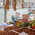 Venice Market by Suzanne Oesterling