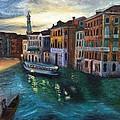 Venice by Mila Kronik
