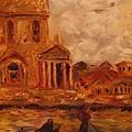 Venice Morning by Nancy Bradley