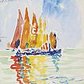 Venice by Paul Signac