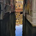 Venice Reflections - Pastel  by Ben Kotyuk