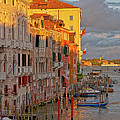 Venice Romantic Evening by Heiko Koehrer-Wagner
