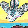 Venice Seagull by Don Koester