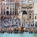 Venice Square by Karen Zuk Rosenblatt