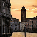 Venice Sunrise  by Alexander Senckowski