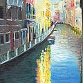 Venice Sunshine by Dai Wynn