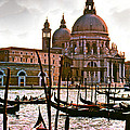 Venice The Grand Canal by Ira Shander