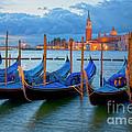 Venice View To San Giorgio Maggiore by Heiko Koehrer-Wagner