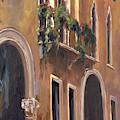 Venice Windows by Allayn Stevens