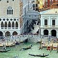 Venice's Bridge Of Sighs by Carla Parris