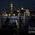 Venise By Night by Bernard MICHEL