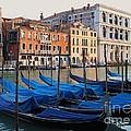 Venise Grand Canal by Bernard MICHEL