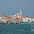 Venise Panorama by Bernard MICHEL