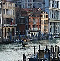 Venise Perspective by Bernard MICHEL