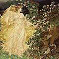 Venus And Anchises by William Blake Richmond