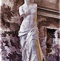 Venus De Milo - Louvre by Jon Berghoff