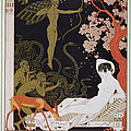 Venus by Georges Barbier