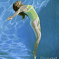 Venus Goes H2o  by Candace Lovely