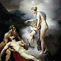 Venus Healing Aeneas by Merry-Joseph Blondel
