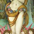 Venus by John Roddam Spencer Stanhope