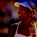 Venus Williams by Marvin Blaine