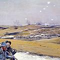 Verdun, 1916 Oil On Canvas by Francois Flameng