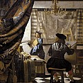 Vermeer, Johannes 1632-1675. The by Everett