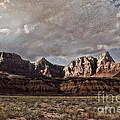 Vermilion Cliffs  by Donna Greene