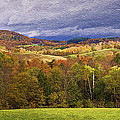 Vermont Colors by Priscilla Burgers