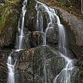 Vermont Moss Glen Waterfall by Juergen Roth