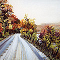 Vermont Road by Pamela Parsons