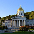 Vermont State House by Catherine Sherman