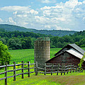 Vermont Welcome by Elaine Franklin