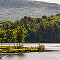 Vermonts Lake Fairlee by Sherman Perry