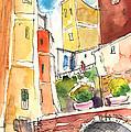 Vernazza In Italy 02 by Miki De Goodaboom