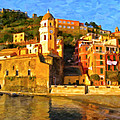Vernazza by Michael Pickett