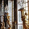 Versailles Hall Of Mirrors 2 by Bridget Brummel