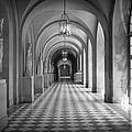 Versailles Hallway by Inge Johnsson